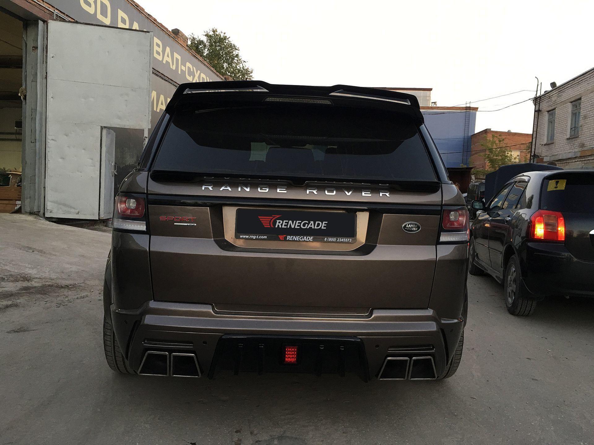 Renegade body kit for Range Rover Sport 2013/2018 new style