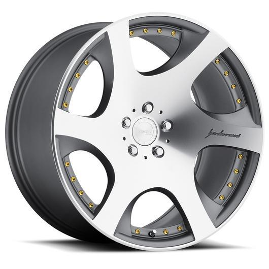 MRR Design VP3 forged wheels