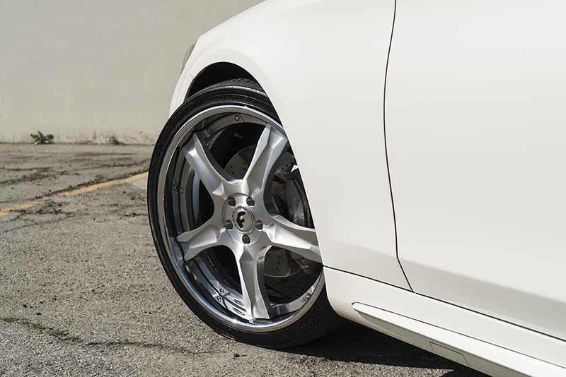 Forgiato Cavita (Original Series) forged wheels