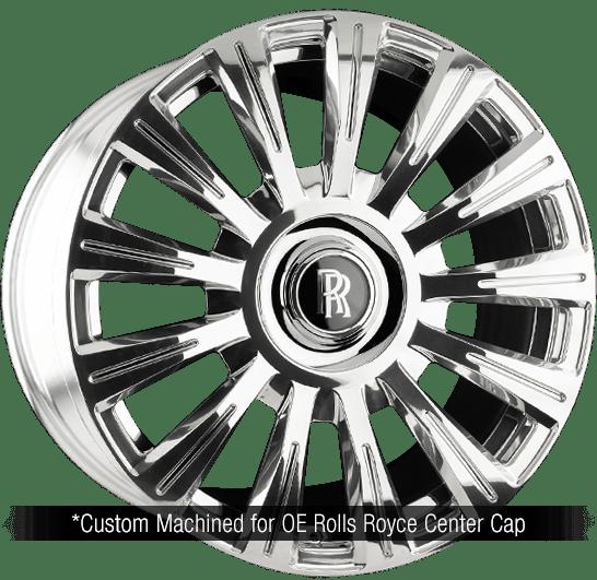 AVANT GARDE AGL48-RR forged wheels