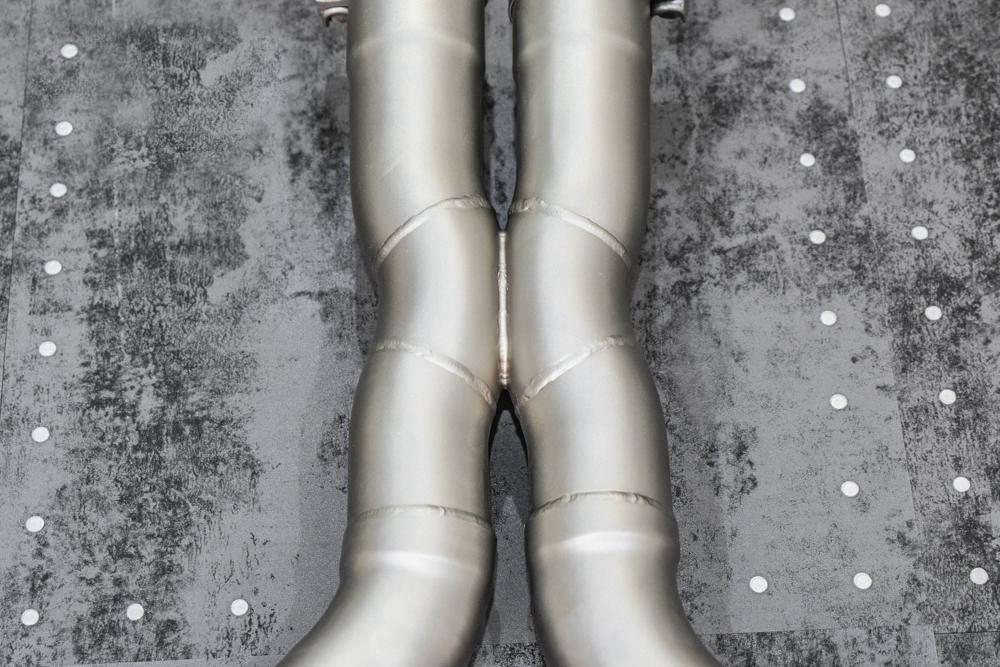 TNEER Exhaust Systems for PORSCHE Panamera 970