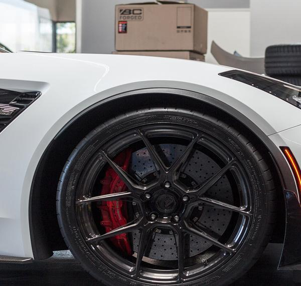 BC Forged wheels EH181 (EH Series)