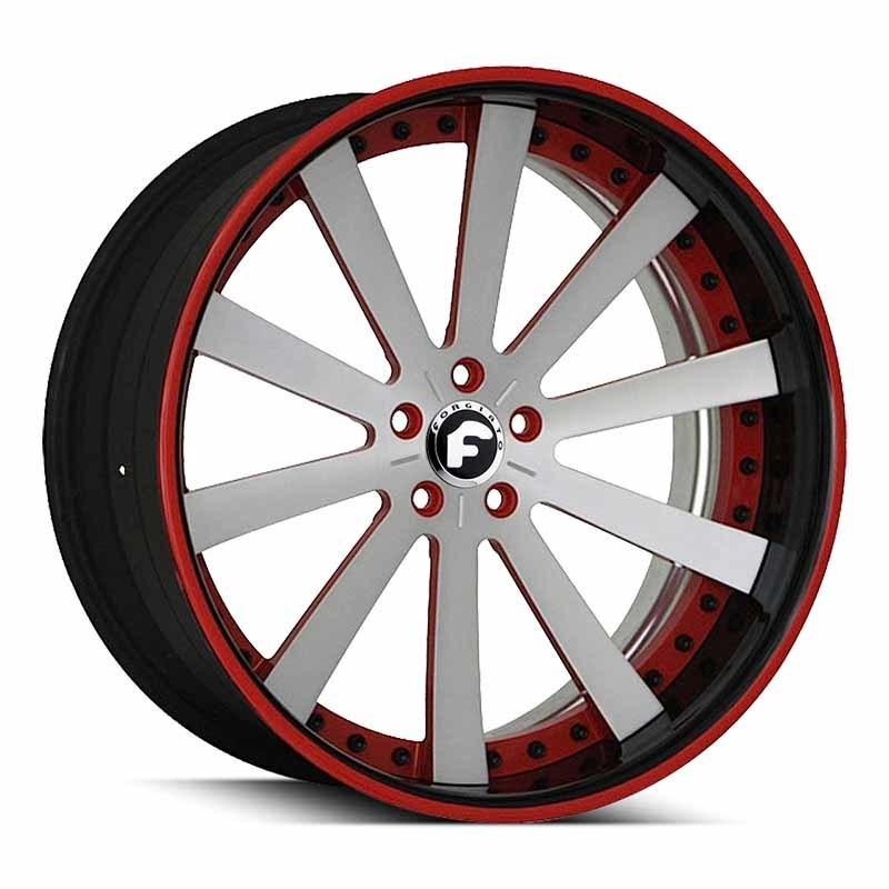 Forgiato Concavo (Original Series) forged wheels