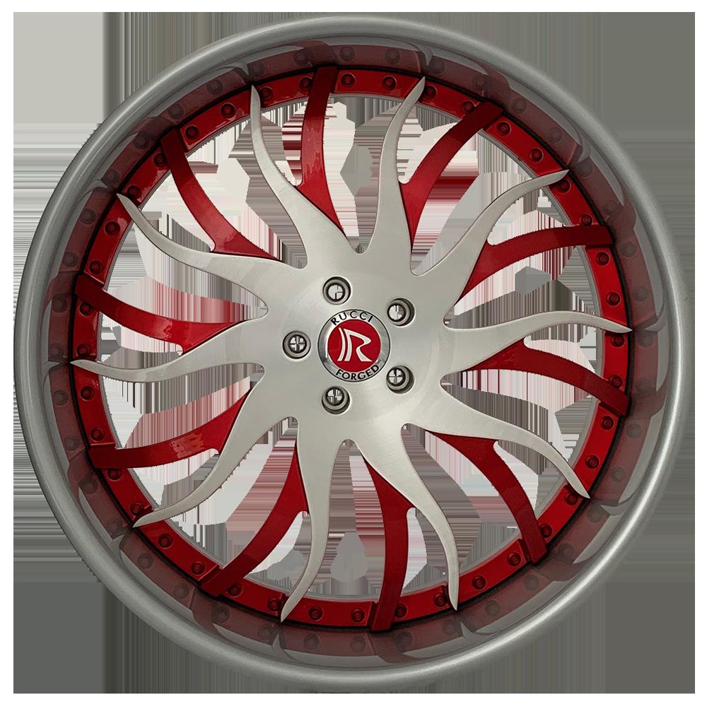 Rucci Forged Wheels Raffica