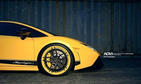 ADV.1 ADV005 Track Spec (SL Series) forged wheels