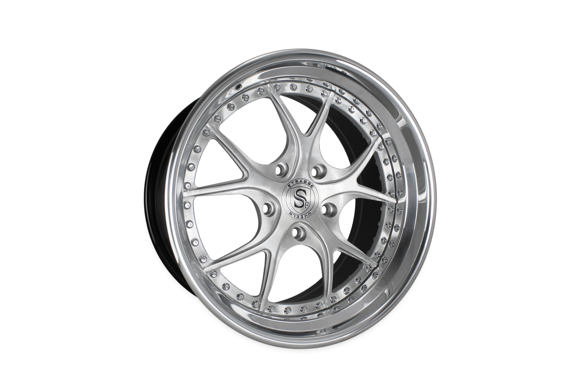 Strasse SM5R PERFORMANCE 3 Piece Forged Wheels