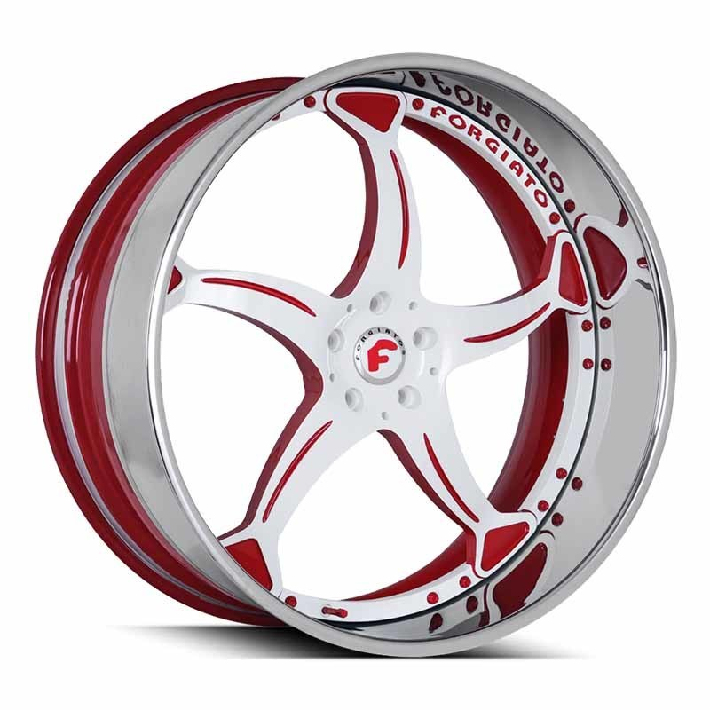 Forgiato Curva (Original Series) forged wheels