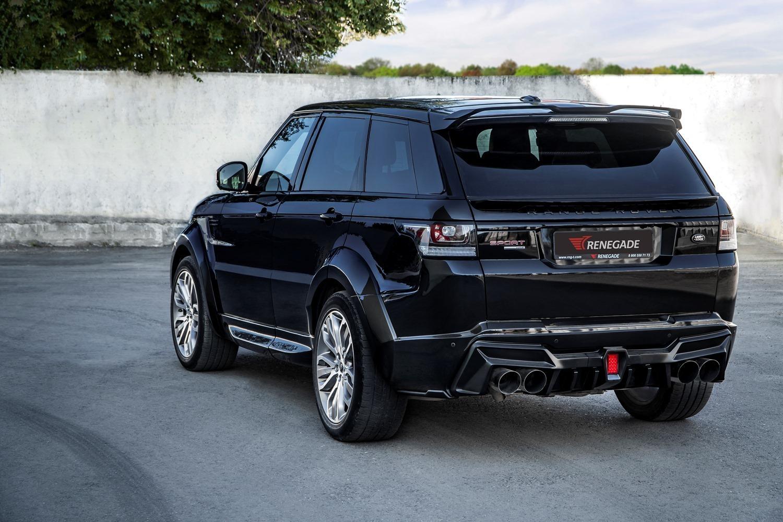 Renegade body kit for Range Rover Sport 2013/2018 new model