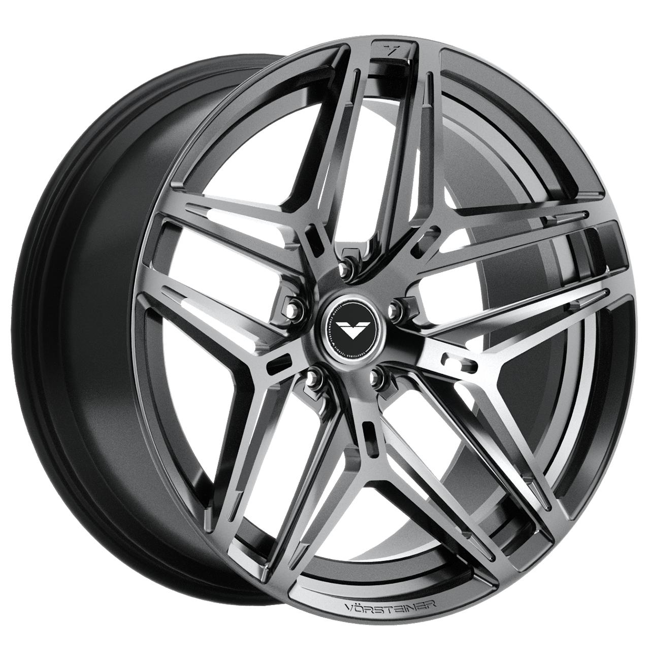 Vorsteiner Nero Forged wheels VFN 518 2-Piece