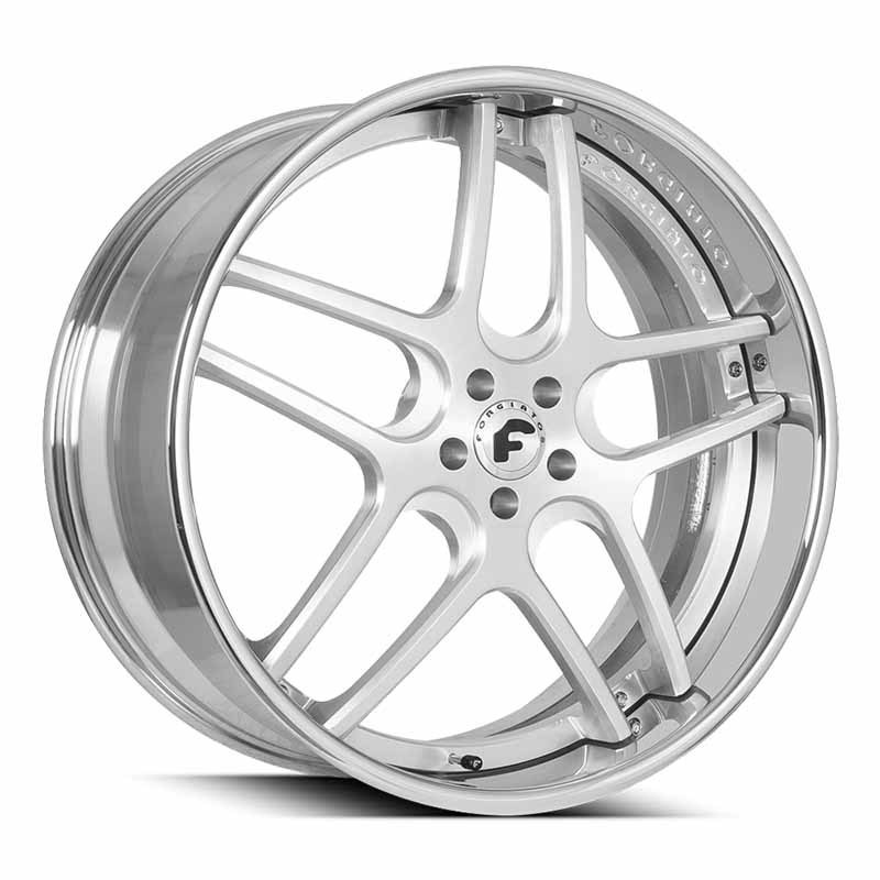 Forgiato Dieci-C (Original Series) forged wheels