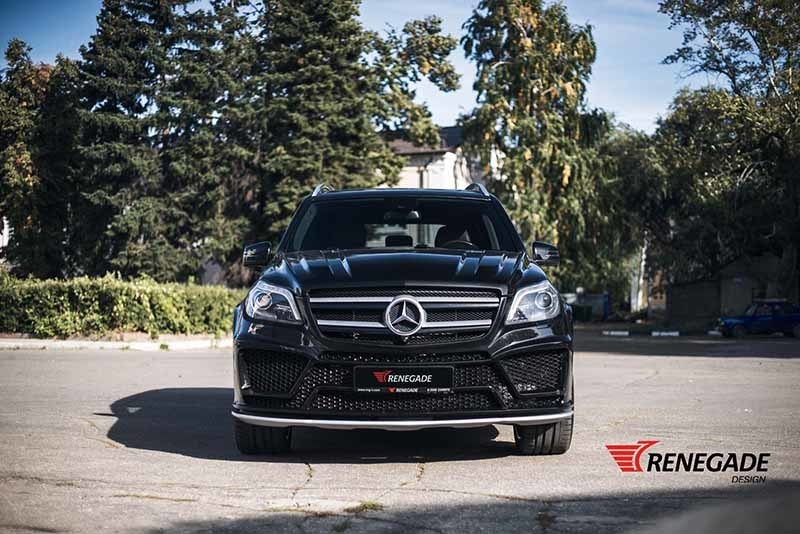 Renegade Design body kit for Mercedes-Benz GL new model