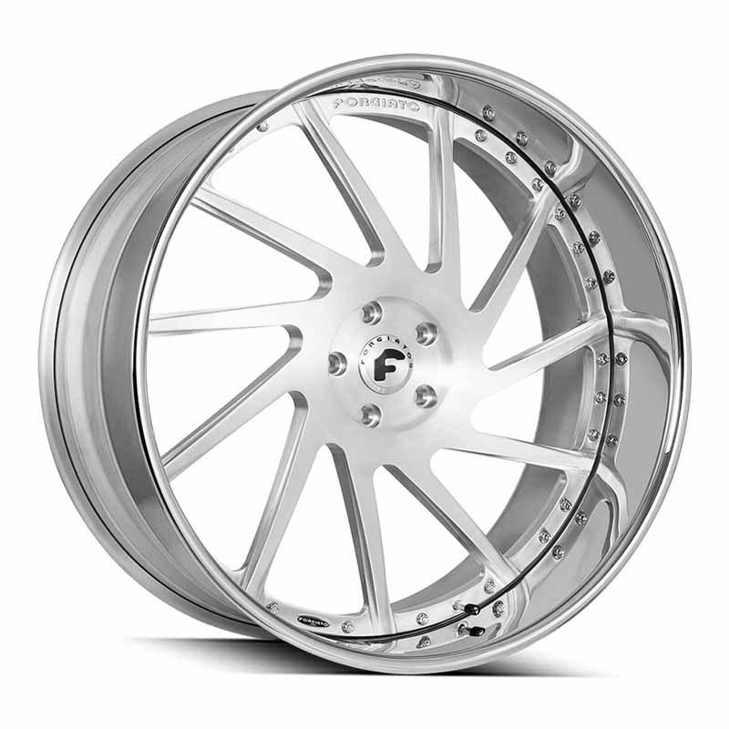 Forgiato Direzione (Original Series) forged wheels