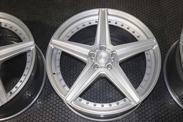 ADV.1 ADV5 Track Spec (SL Series) forged wheels