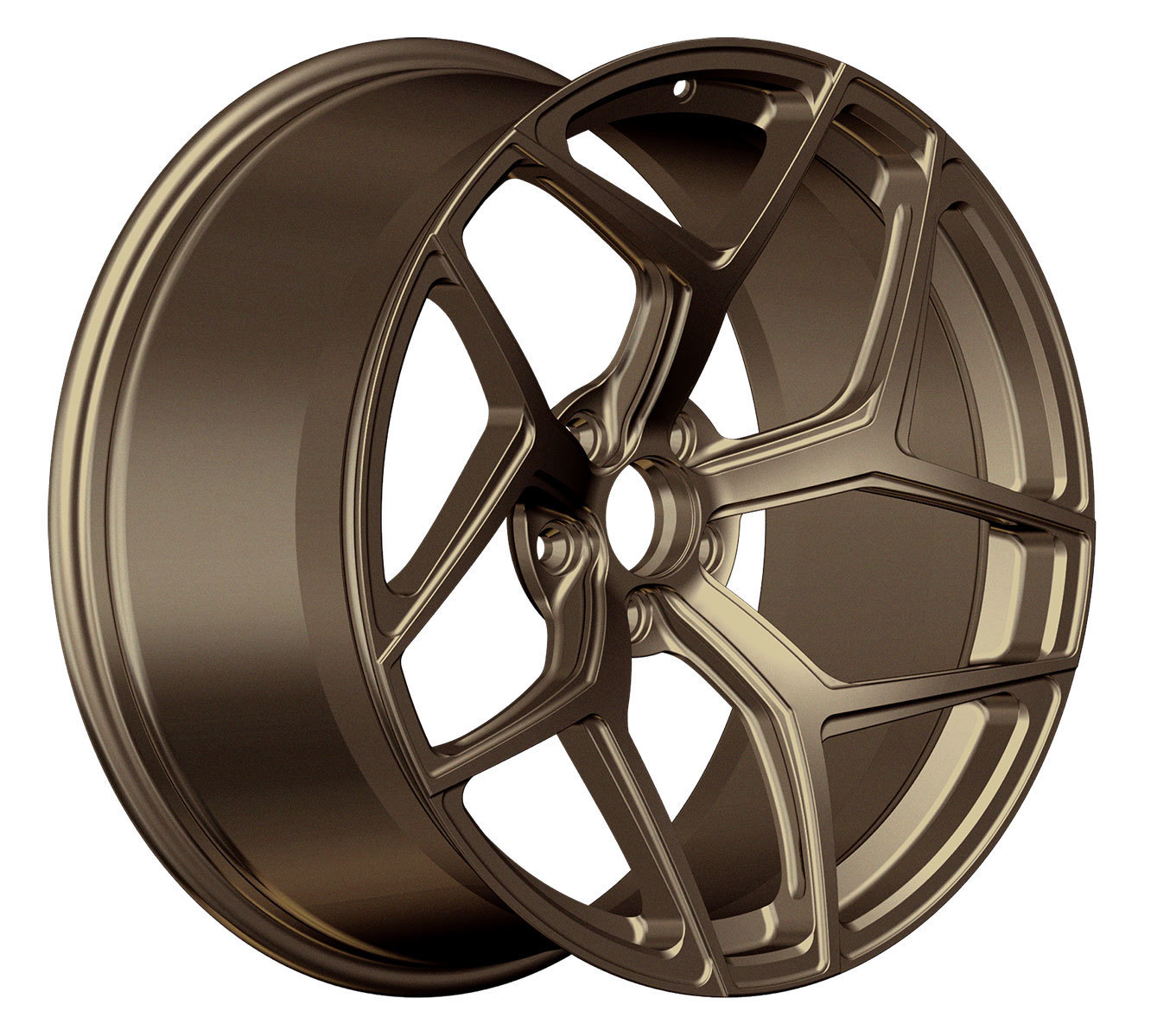 Beneventi K5S forged wheels