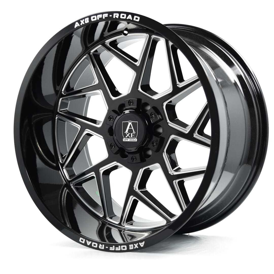 AXE Nemesis Light Alloy Wheels