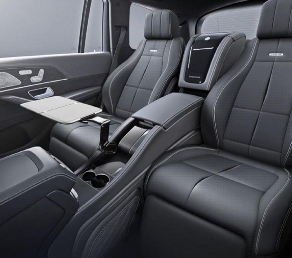 MBS AUTOMOTIVE SEPARATE SEATS MERCEDES GLS DIAMOND LATEST MODEL