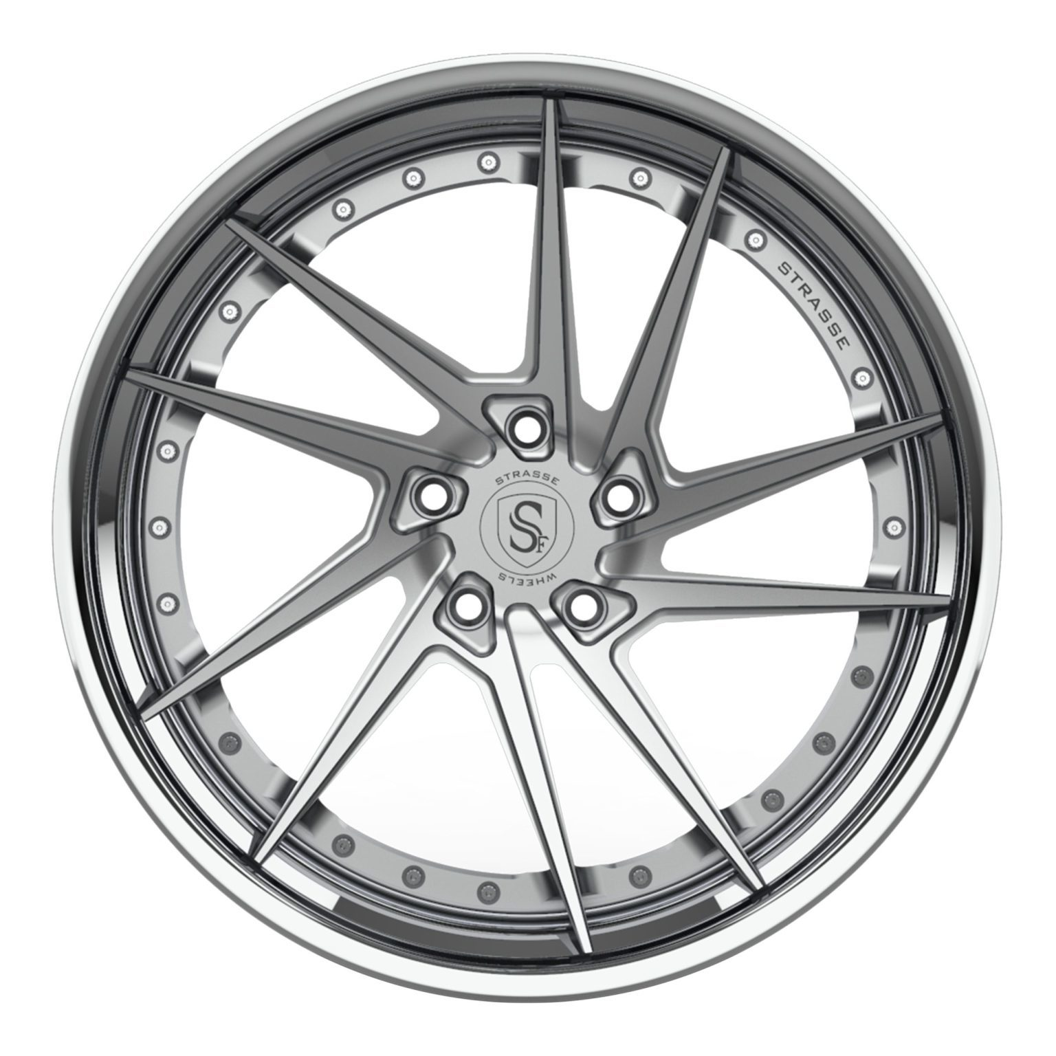 Strasse SV1T DEEP CONCAVE FS  forged  wheels