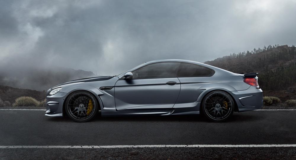 Hamann body kit for BMW M6 F13 new model