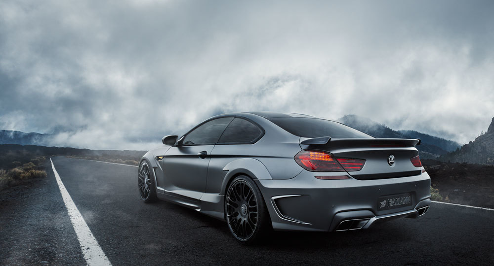 Hamann body kit for BMW M6 F13 new style