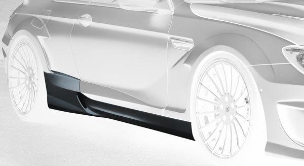 Hamann body kit for BMW M6 F13 carbon