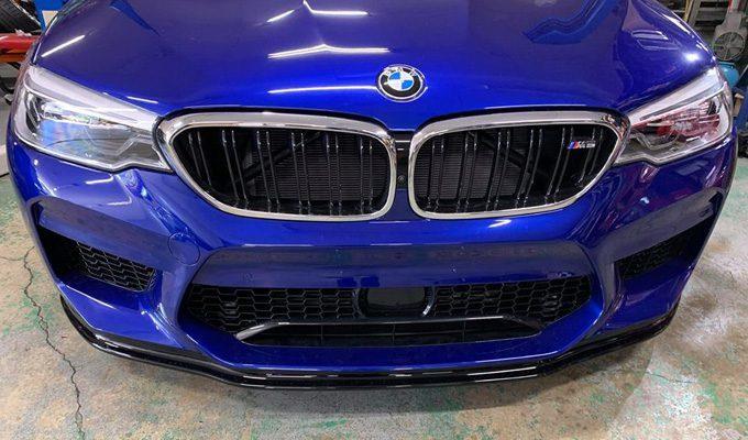 Kohlenstoff body kit for BMW F90 M5 new model
