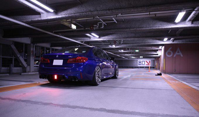 Kohlenstoff body kit for BMW F90 M5 new style
