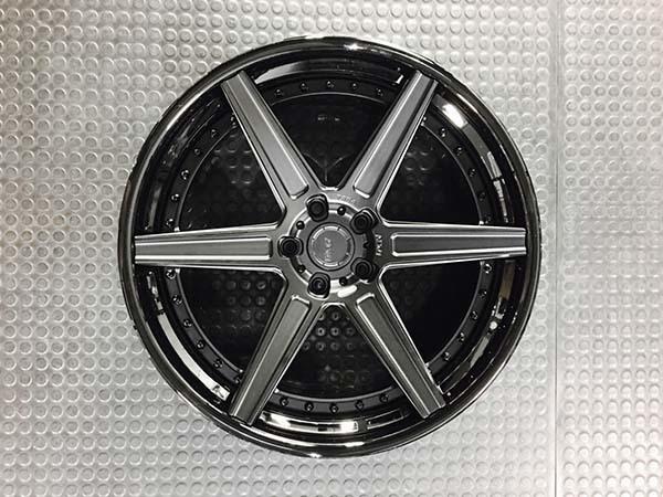 ADV.1 ADV6 Track Spec (SL Series) forged wheels