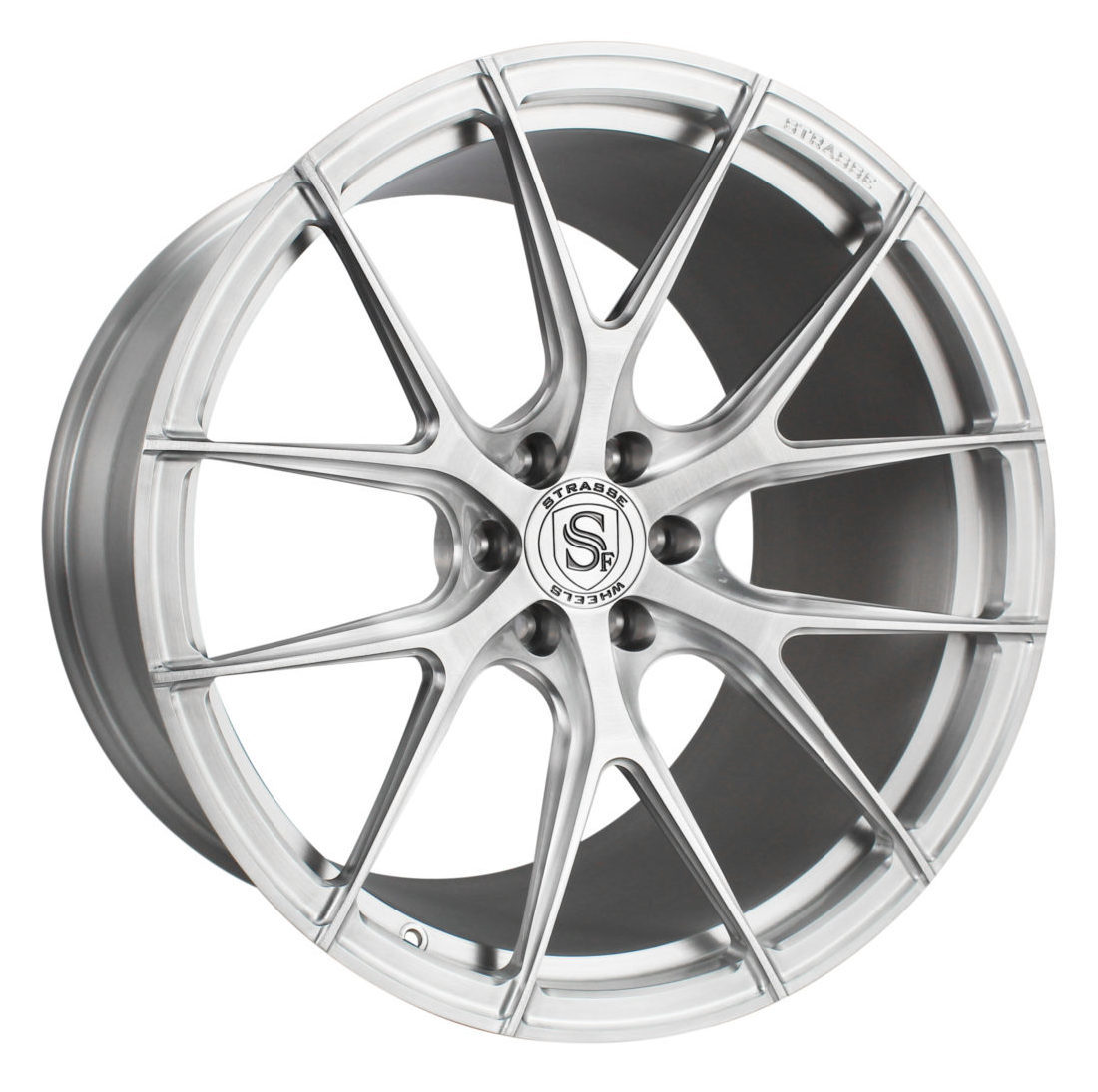 Strasse SM6R DEEP CONCAVE MONOBLOCK Forged Wheels