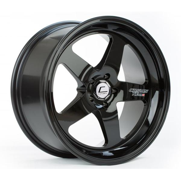 Cosmis ZT-005R Black forget wheels