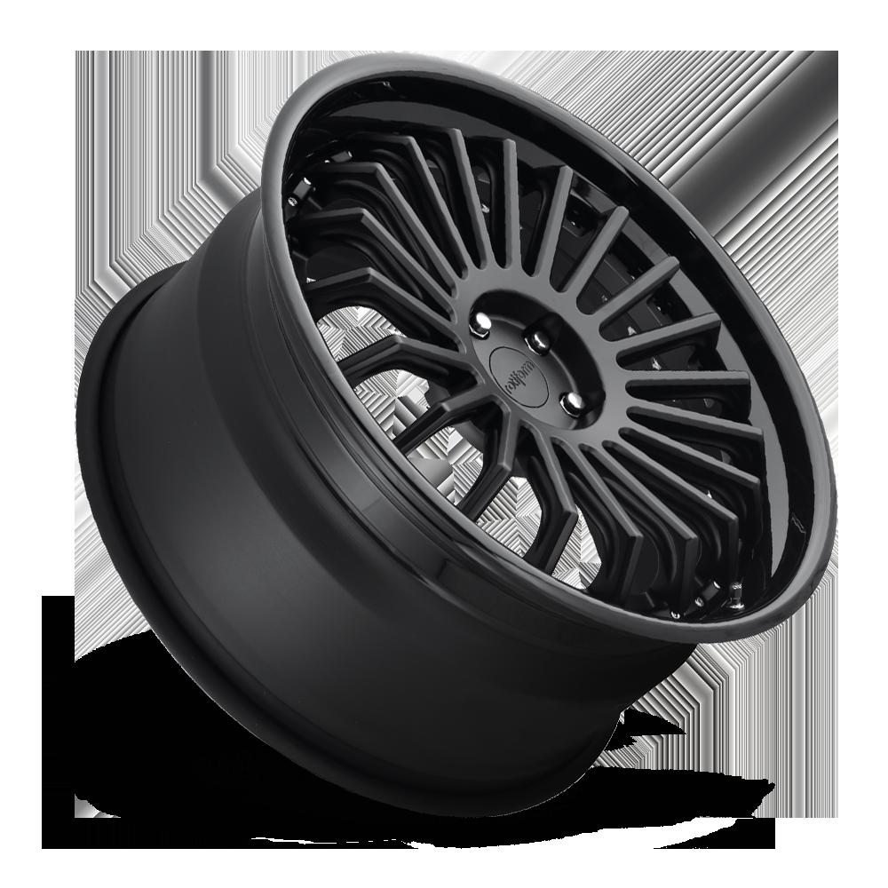 Rotiform DUS 3 piece forged wheels