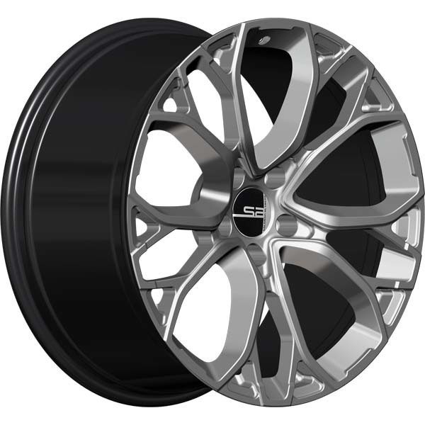 Solomon Alsberg B7 Smart forged wheels