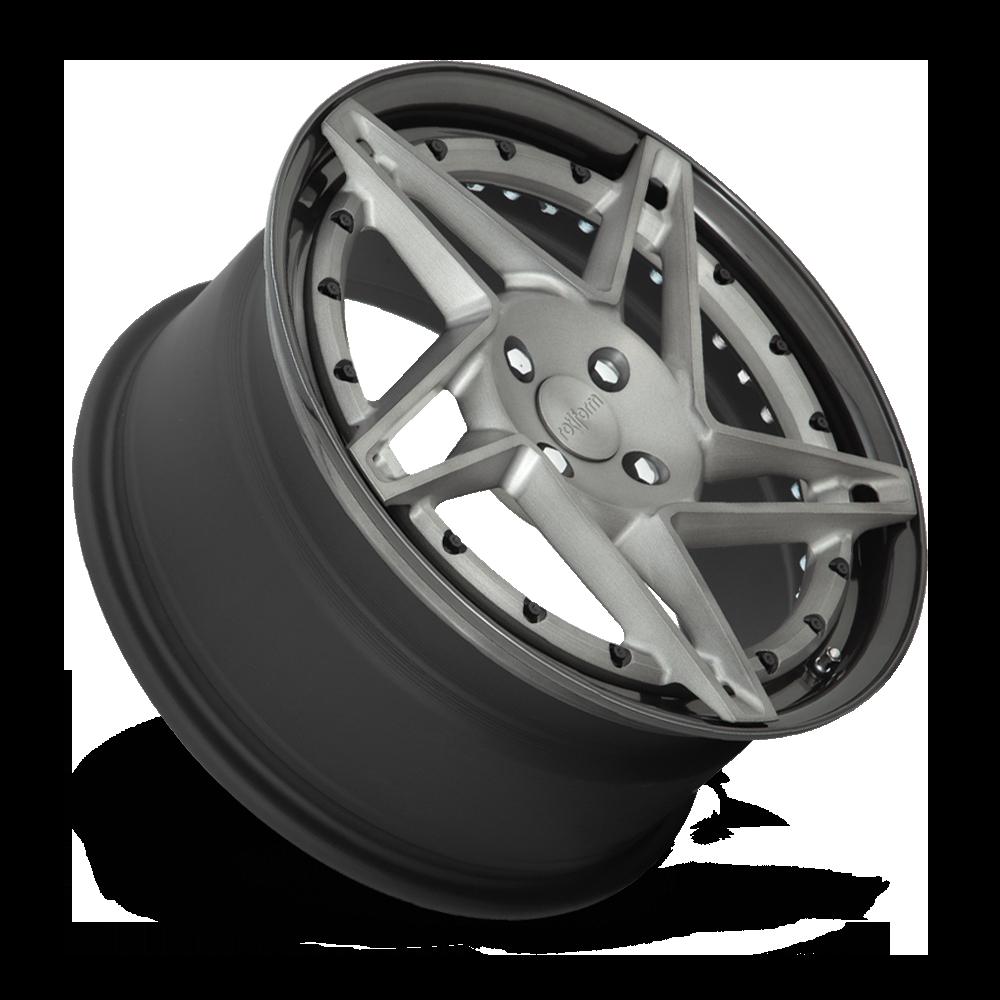 Rotiform CHD-T 2 piece forged wheels
