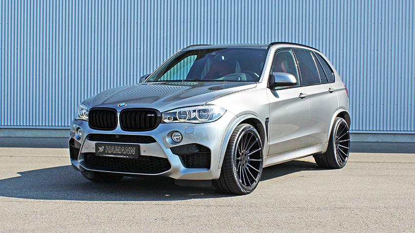 Hamann body kit for BMW X5 F85 new style