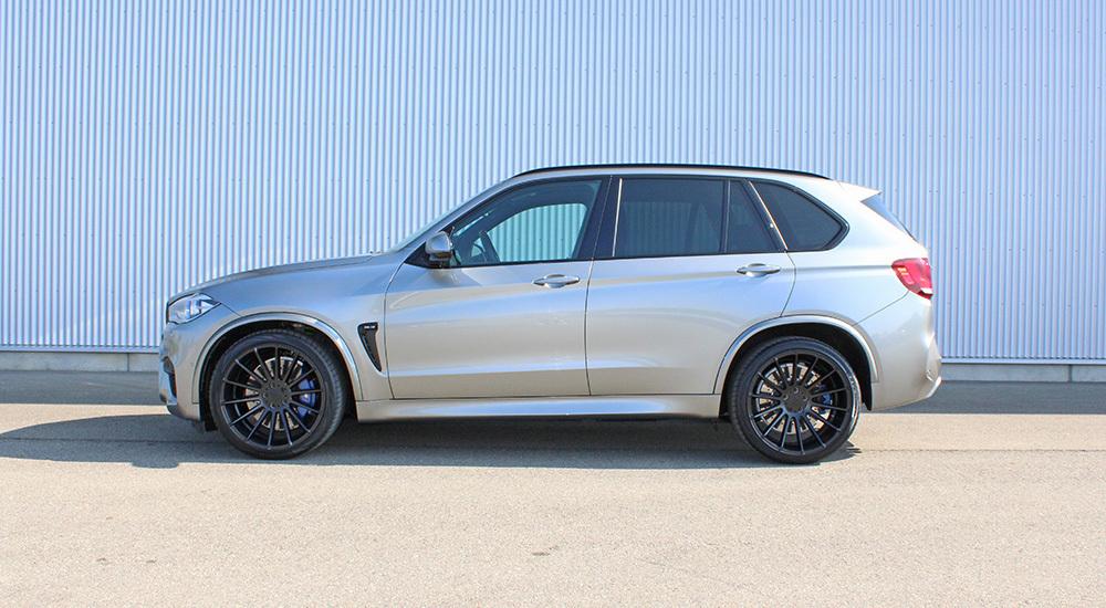 Hamann body kit for BMW X5 F85 new model