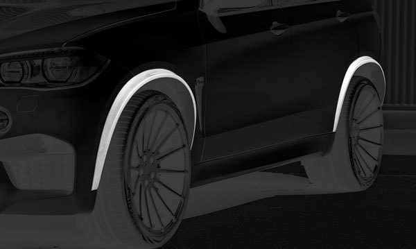 Hamann body kit for BMW X5 F85 carbon