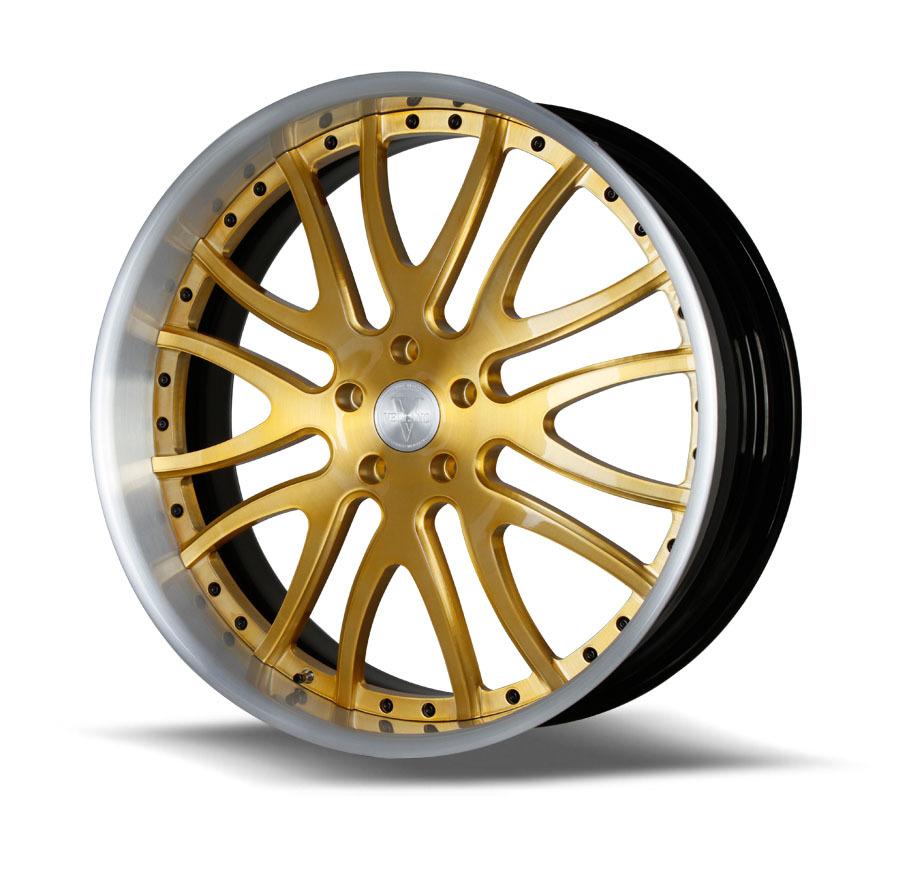 Vellano VFA forged wheels