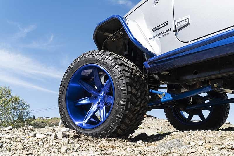 Forgiato Esporre (Original Series) forged wheels