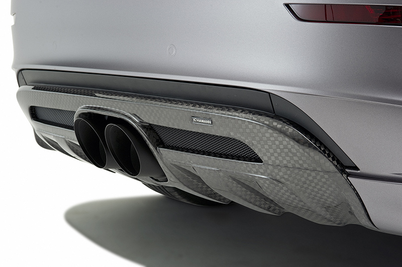 Hamann body kit for BMW X6 M E71 latest model
