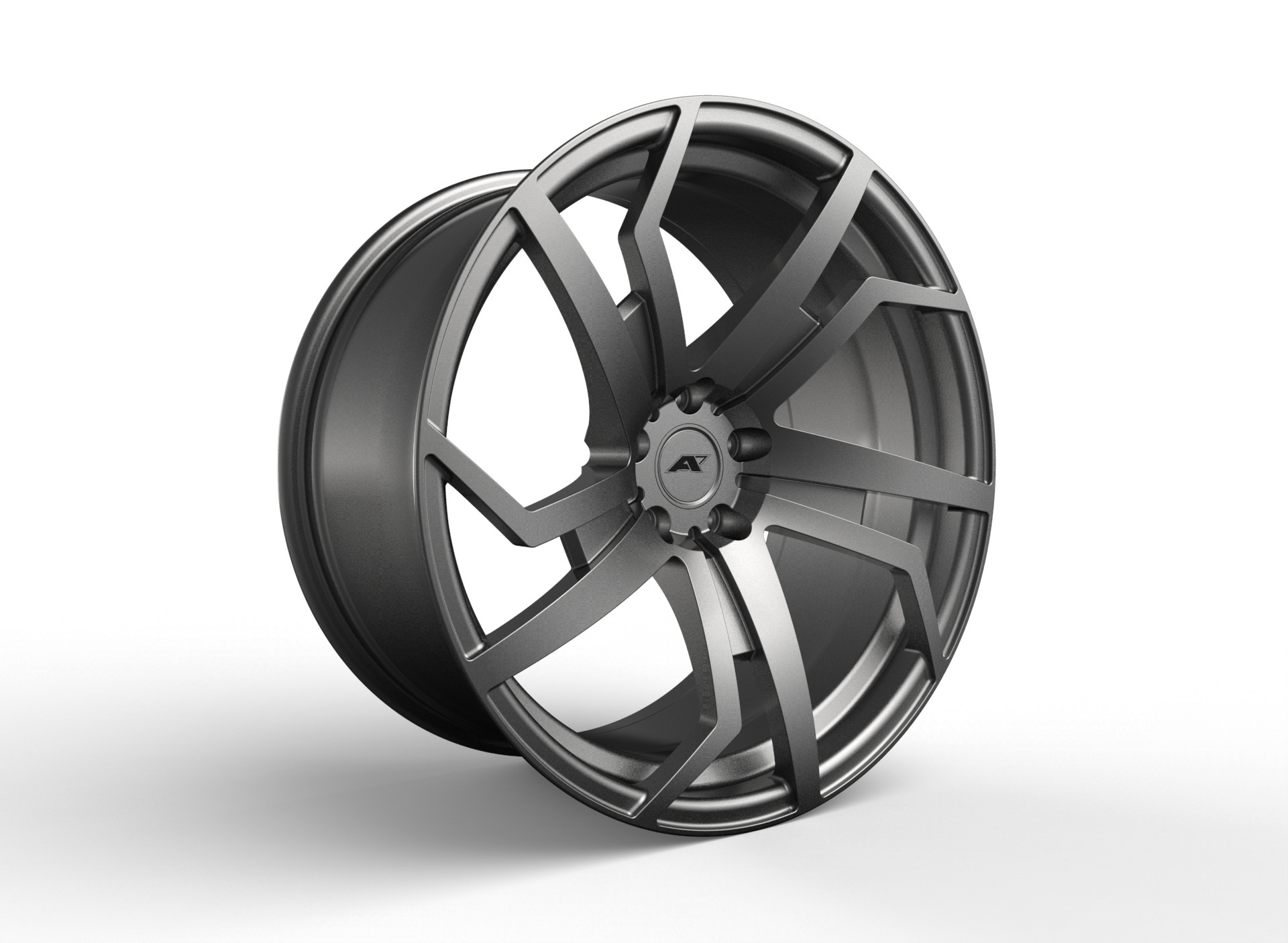 AMP Forged Wheels AMP 5ST