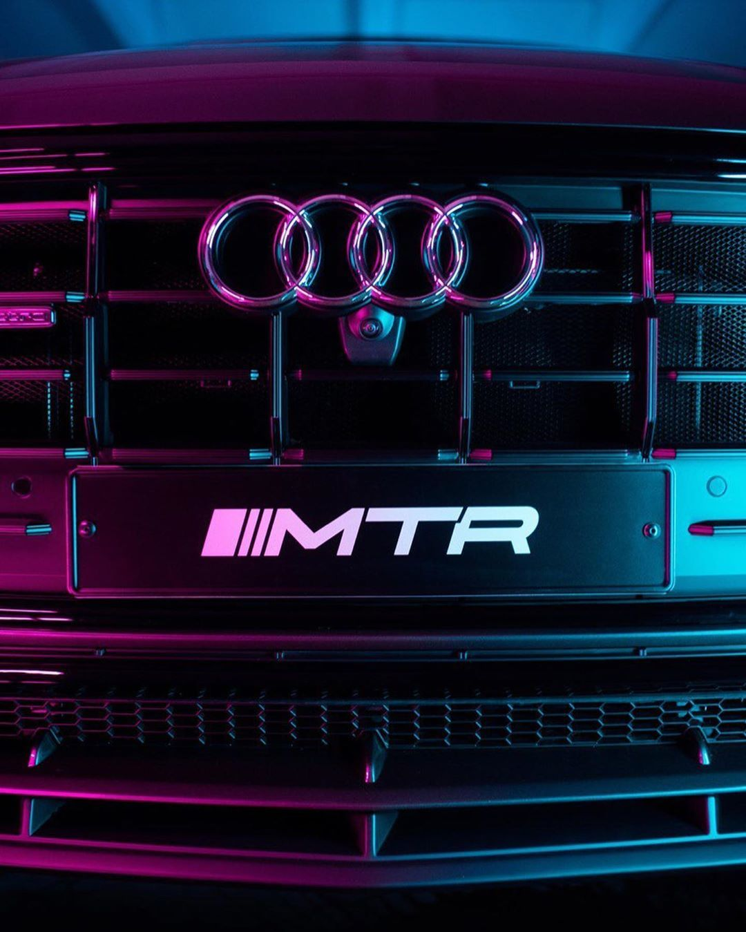 MTR Design Carbon Body Kit for New Audi Q8 new style
