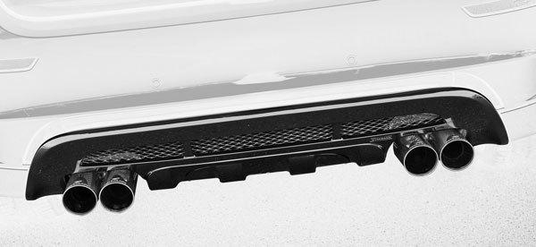 Hamann body kit for BMW X6 M E71 carbon