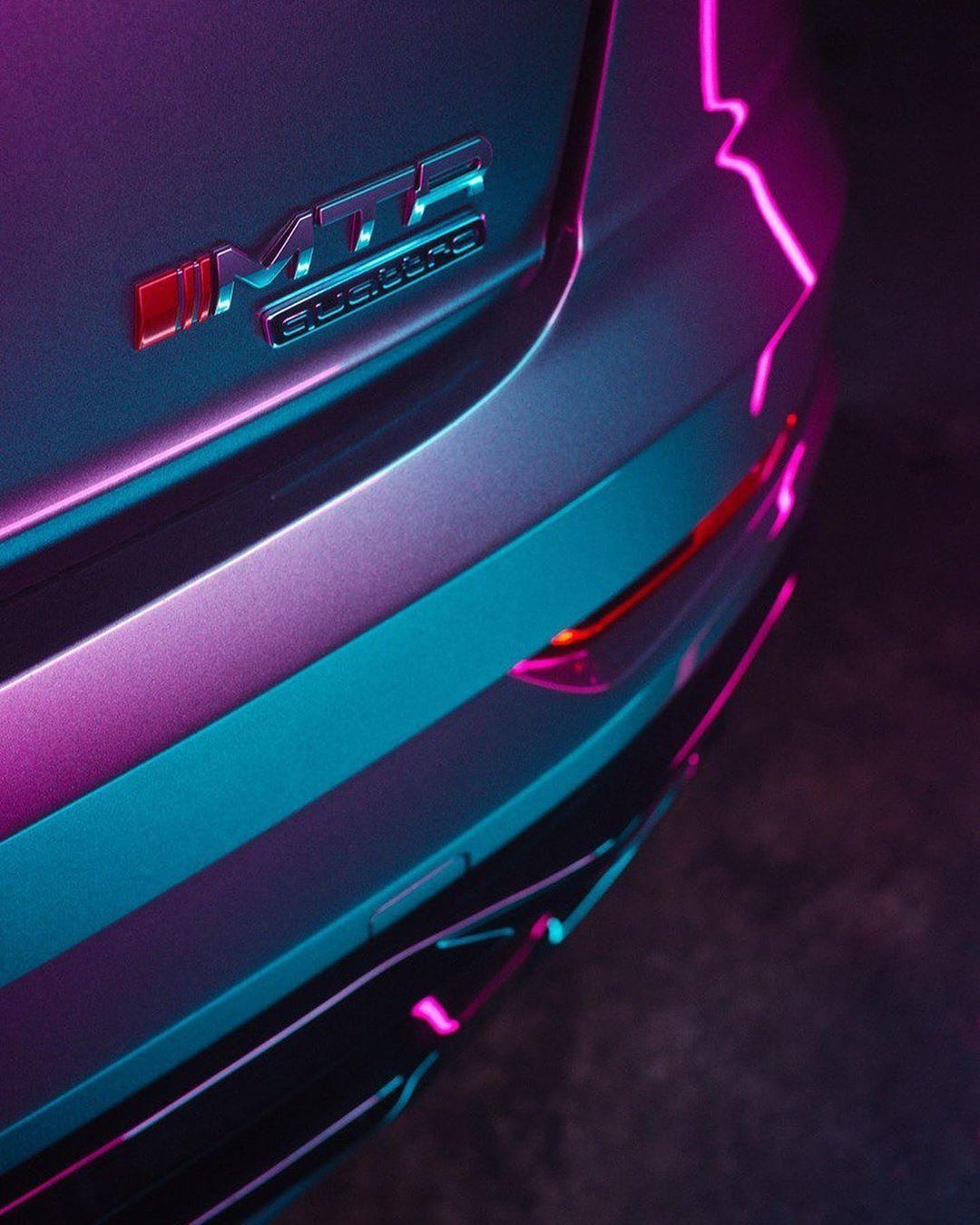 MTR Design Carbon Body Kit for New Audi Q8 new model