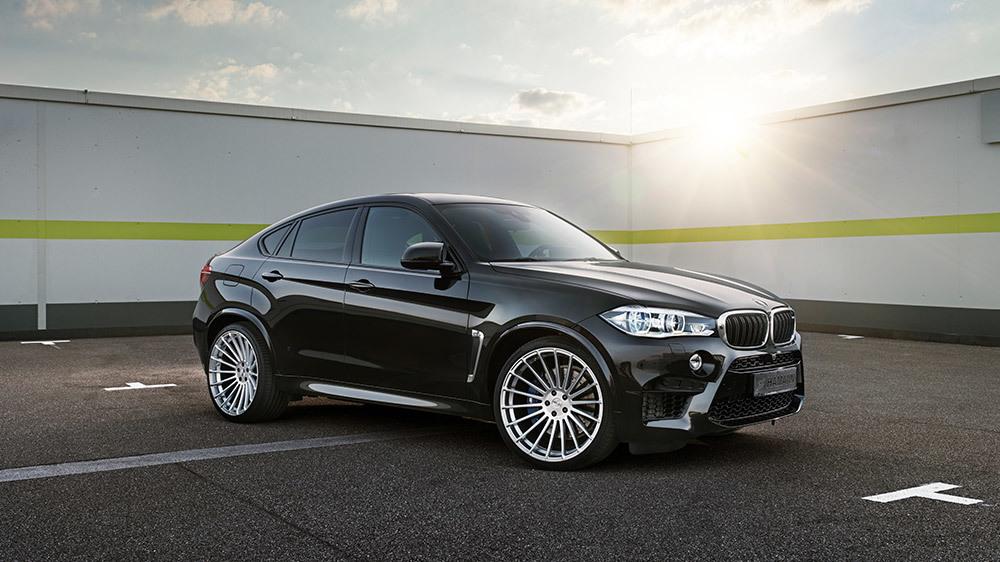 Hamann body kit for BMW X6 M F86 new style