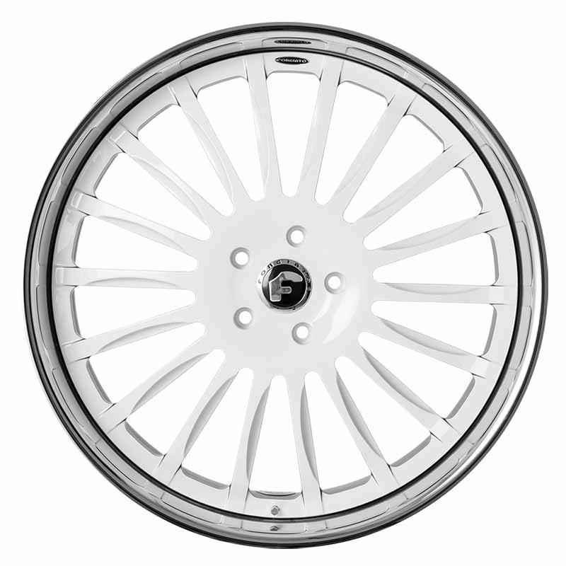 Forgiato Espoto (Original Series) forged wheels