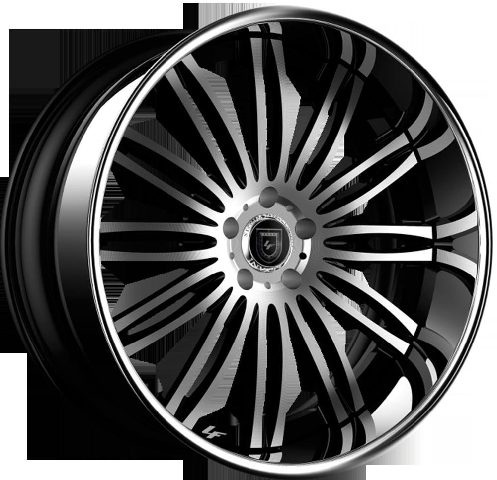 Lexani LF-758 BISON Forged Wheels