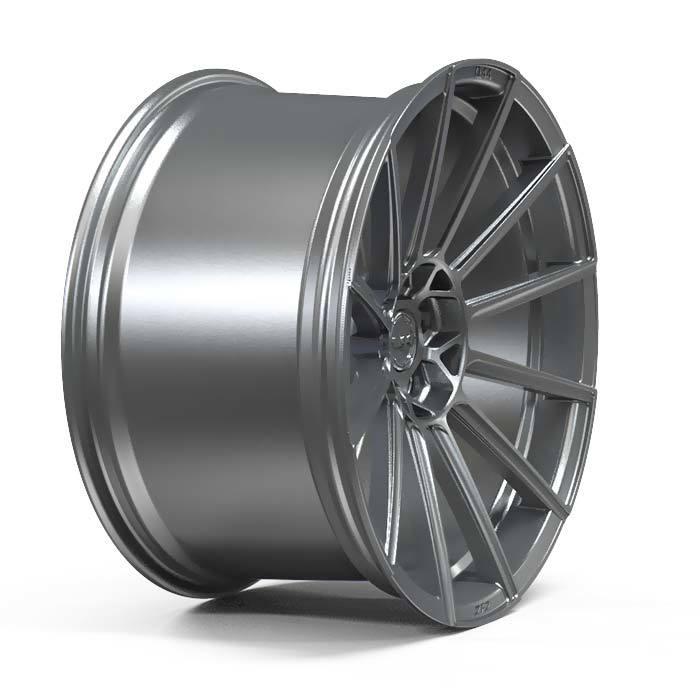 Quantum44 forged wheels ZF-2 MONOBLOCK