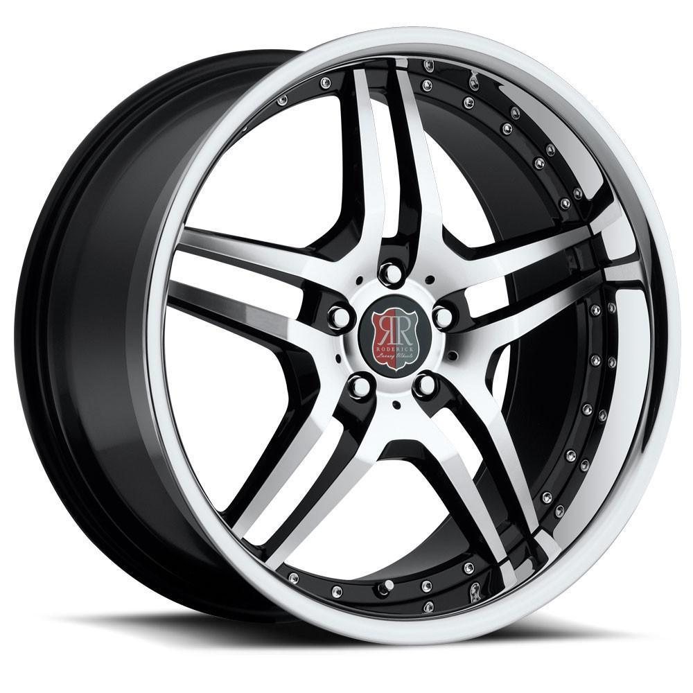 MRR Design RW2 forged wheels