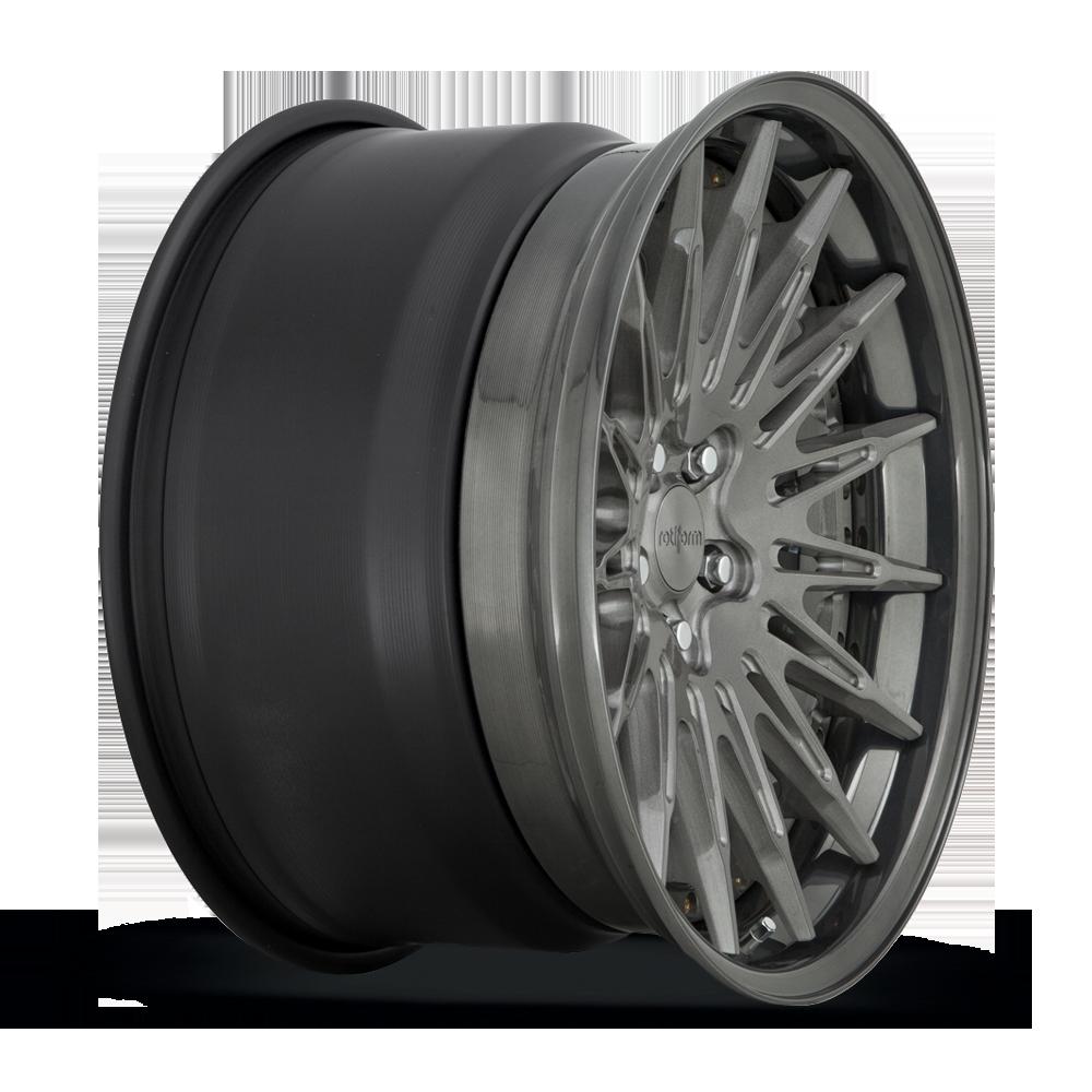 Rotiform NEK 2 piece forged wheels