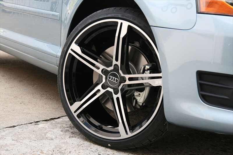 Solomon Alsberg Barcelona forged wheels