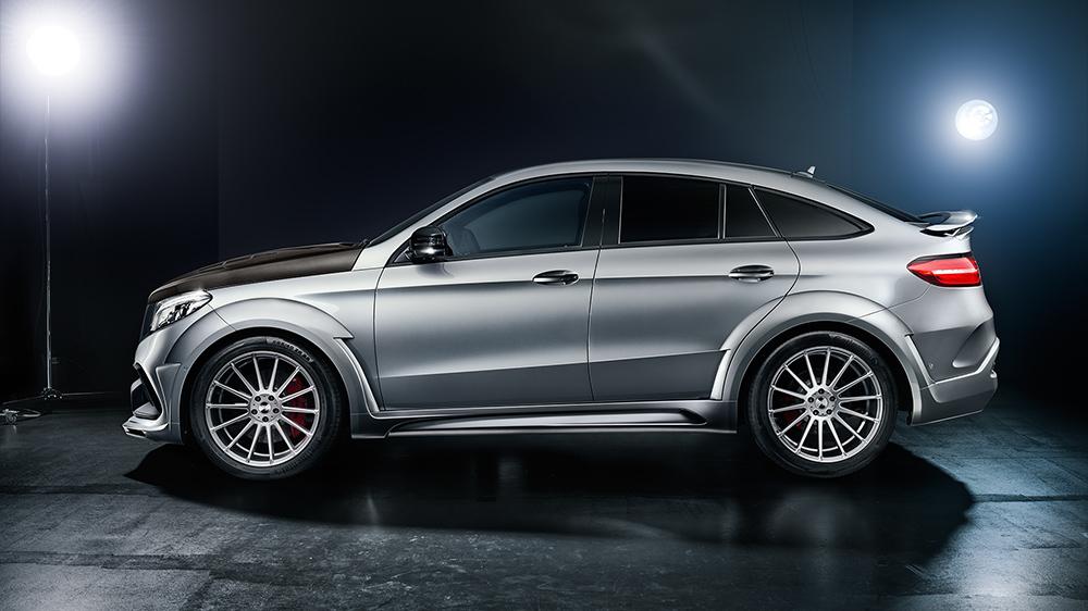 Hamann body kit for Mercedes GLE 63 S new style